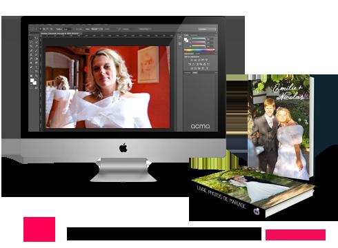 livre de mariage album de mariage reportage photos Livre de Mariage Album de Mariage Reportage photos BLOC livre mariage 1 1