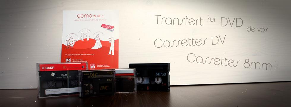 transfert de films sur dvd Transfert de films sur DVD ACMA 8mm1 1