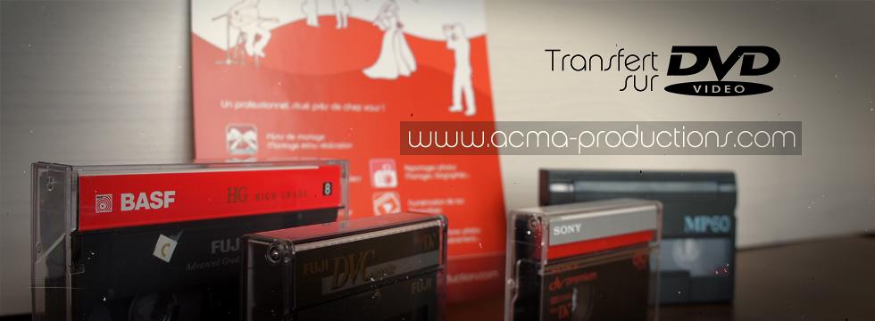 transfert de films sur dvd Transfert de films sur DVD ACMA 8mm2 1