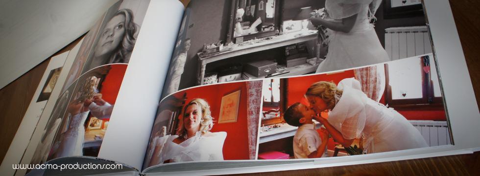 livre de mariage album de mariage reportage photos Livre de Mariage Album de Mariage Reportage photos ACMA MARIAGE LIVRE EMILIE1 1
