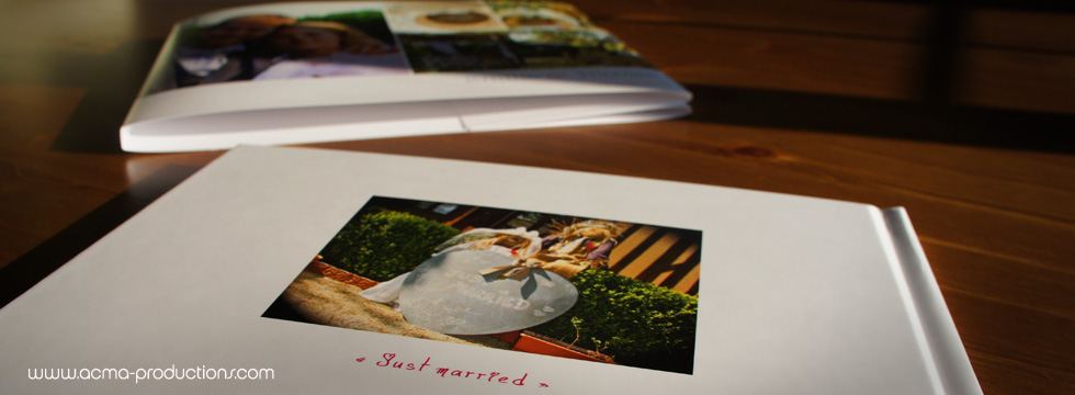 livre de mariage album de mariage reportage photos Livre de Mariage Album de Mariage Reportage photos ACMA MARIAGE LIVRE EMILIE4 1