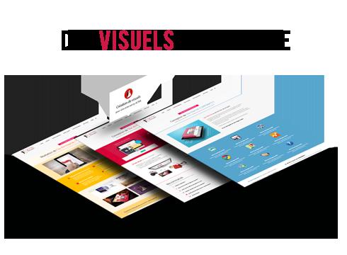 site corporate personnalisé Site Corporate personnalisé BLOCS visuels2 1