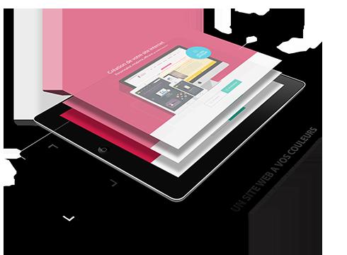 site corporate personnalisé Site Corporate personnalisé BLOCS visuels3 1