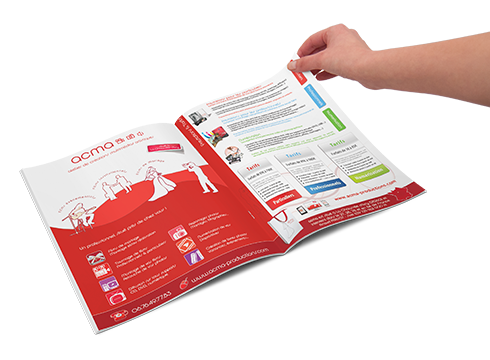 brochures commerciales Brochure commerciale Bloc brochure main 1