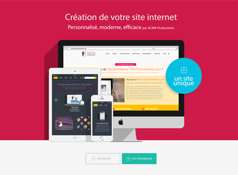 film entreprise, communication visuelle, carte visite, logo, site web Film entreprise, Communication visuelle, carte visite, logo, site web BLOC SITE INTERNET1 1