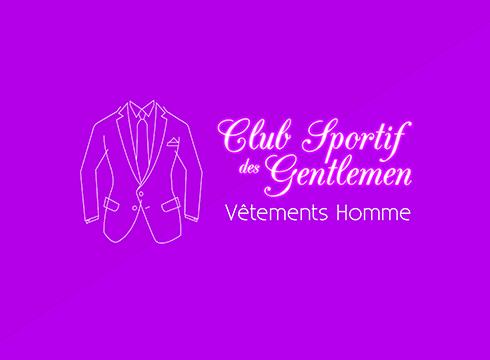 logo professionnel 2d Logo professionnel 2D BLOC logo gentlemen 1