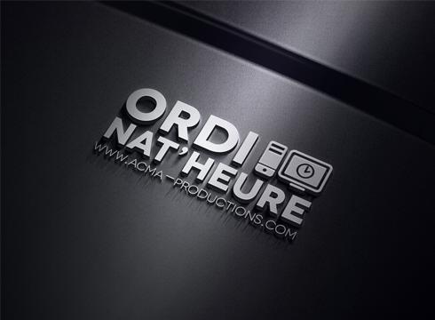 logo professionnel 3d Logo professionnel 3D BLOC logo ordinat 1