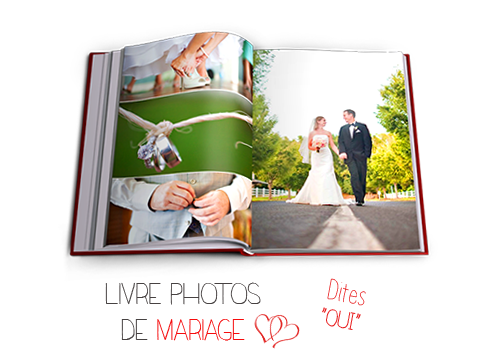 livre de mariage album de mariage reportage photos mariages. Black Bedroom Furniture Sets. Home Design Ideas