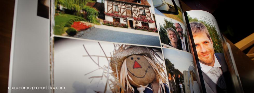 livre de mariage album de mariage reportage photos Livre de Mariage Album de Mariage Reportage photos ACMA MARIAGE LIVRE EMILIE2 1