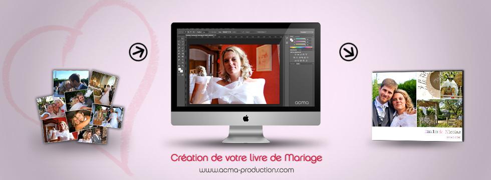 livre de mariage album de mariage reportage photos Livre de Mariage Album de Mariage Reportage photos CREATION LIVRE MARIAGE 1