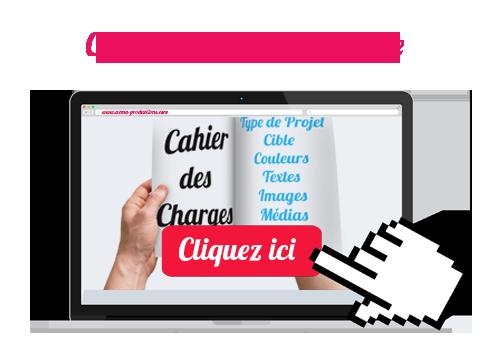 site vitrine personnalisé Site vitrine personnalisé BLOC CCTP WEB 1