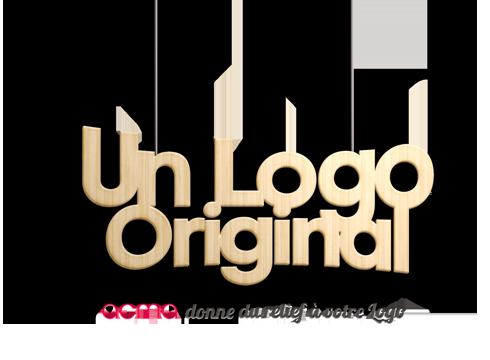 logo professionnel 3d Logo professionnel 3D BLOC LOGO relief1 1