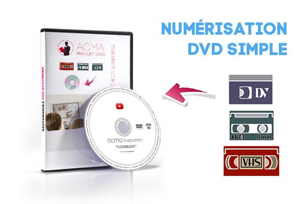 transfert de films sur dvd Transfert de films sur DVD VIGNETTE VHS3