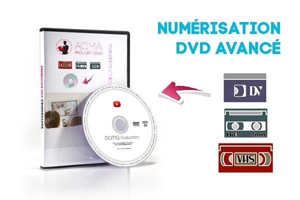 transfert de films sur dvd Transfert de films sur DVD VIGNETTE VHS4